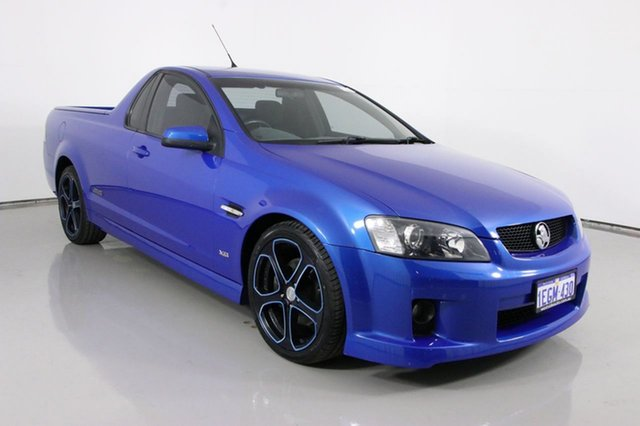 Used Holden Commodore VE SS-V Bentley, 2008 Holden Commodore VE SS-V Blue 6 Speed Automatic Utility