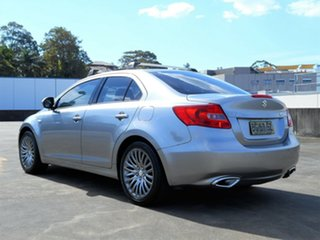 2010 Suzuki Kizashi FR XLS Silver 6 Speed Constant Variable Sedan