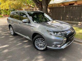 2019 Mitsubishi Outlander ZL MY19 PHEV AWD Exceed Grey 1 Speed Automatic Wagon Hybrid.