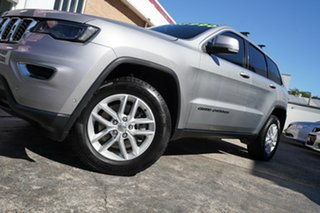 2018 Jeep Grand Cherokee WK MY18 Laredo Grey 8 Speed Sports Automatic Wagon
