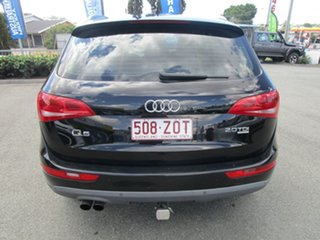 2009 Audi Q5 8R MY10 TDI S Tronic Quattro Black 7 Speed Sports Automatic Dual Clutch Wagon