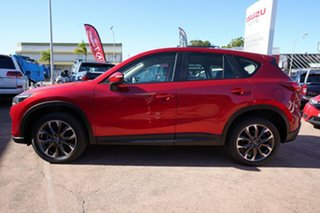 2016 Mazda CX-5 MY15 GT (4x4) Red 6 Speed Automatic Wagon