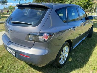 2007 Mazda 3 BK10F2 Maxx Sport Grey 4 Speed Sports Automatic Hatchback