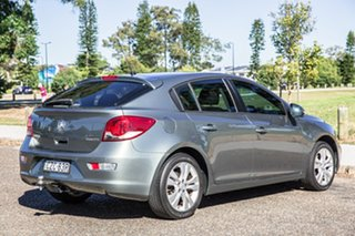 2015 Holden Cruze JH Series II MY15 Equipe Green 6 Speed Sports Automatic Hatchback
