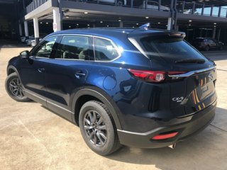 2021 Mazda CX-9 TC Touring SKYACTIV-Drive i-ACTIV AWD Deep Crystal Blue 6 Speed Sports Automatic