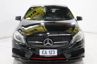 2013 Mercedes-Benz A-Class W176 A250 D-CT Sport Black/Grey 7 Speed Sports Automatic Dual Clutch.