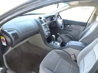 2002 Ford Falcon BA XT Black 4 Speed Sports Automatic Sedan