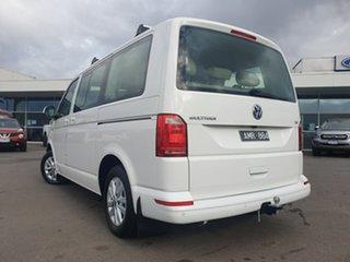 2017 Volkswagen Multivan T6 MY17.5 TDI340 SWB DSG Comfortline 7 Speed Sports Automatic Dual Clutch.