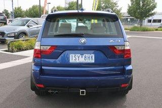 2007 BMW X3 E83 MY07 si Steptronic Blue 6 Speed Sports Automatic Wagon
