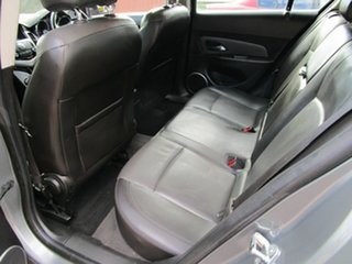 2011 Holden Cruze JG CDX Grey 6 Speed Automatic Sedan