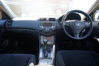 2006 Honda Accord MY06 Upgrade Euro Silver 5 Speed Sequential Auto Sedan