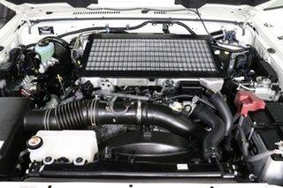 2020 Toyota Landcruiser VDJ79R GXL (4x4) White 5 Speed Manual Cab Chassis