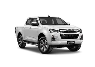 2021 Isuzu D-MAX RG MY21 LS-U Crew Cab 527 6 Speed Sports Automatic Utility
