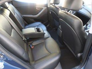 2014 Hyundai Elantra MD3 SE Blue 6 Speed Sports Automatic Sedan