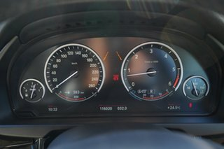 2013 BMW X5 F15 xDrive30d Black 8 Speed Automatic Wagon
