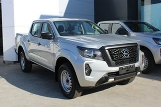 2021 Nissan Navara D23 MY21 SL Brilliant Silver 7 Speed Sports Automatic Utility