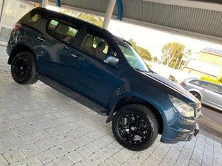 2015 Holden Colorado 7 LT Blue Sports Automatic Wagon
