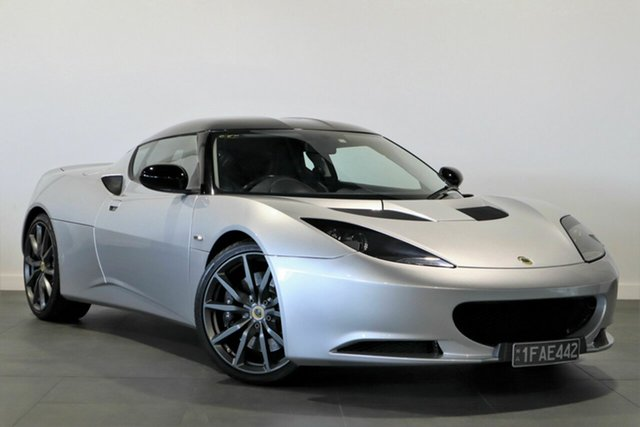 Used Lotus Evora Type 122 MY12 S Bayswater, 2011 Lotus Evora Type 122 MY12 S Silver 6 Speed Manual Coupe