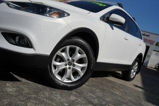 2013 Mazda CX-9 TB10A5 Classic Activematic White 6 Speed Sports Automatic Wagon.