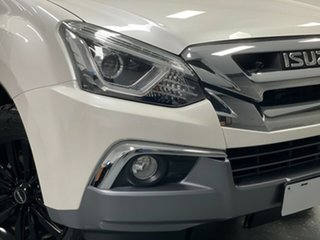 2018 Isuzu MU-X MY17 LS-T Rev-Tronic White 6 Speed Sports Automatic Wagon