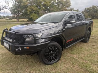 2019 Ford Ranger PX MkIII 2020.25MY FX4 Meteor Gre 6 Speed Sports Automatic Double Cab Pick Up.