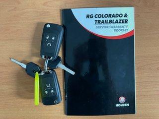 2016 Holden Colorado RG MY17 LTZ Pickup Crew Cab Grey 6 Speed Sports Automatic Utility