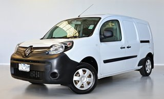 2018 Renault Kangoo F61 Phase II Maxi LWB Z.E White 1 Speed Reduction Gear Van.