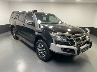 2016 Holden Colorado RG MY17 LTZ Pickup Crew Cab Grey 6 Speed Sports Automatic Utility.