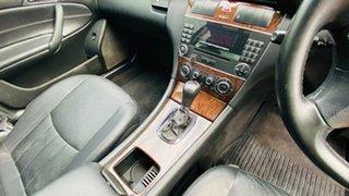 2005 Mercedes-Benz C-Class W203 MY2006 C180 Kompressor Classic 5 Speed Automatic Sedan