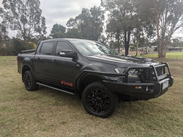 Used Ford Ranger PX MkIII 2020.25MY FX4 Epsom, 2019 Ford Ranger PX MkIII 2020.25MY FX4 Meteor Gre 6 Speed Sports Automatic Double Cab Pick Up