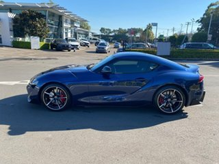 2019 Toyota Supra J29 GR GTS Blue 8 Speed Sports Automatic Coupe