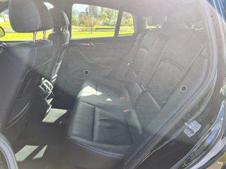 2014 BMW X4 F26 xDrive20d Coupe Steptronic Black 8 Speed Automatic Wagon