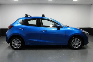 2015 Mazda 2 DJ2HA6 Neo SKYACTIV-MT Blue 6 Speed Manual Hatchback