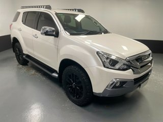 2018 Isuzu MU-X MY17 LS-T Rev-Tronic White 6 Speed Sports Automatic Wagon.