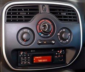 2018 Renault Kangoo F61 Phase II Maxi LWB Z.E White 1 Speed Reduction Gear Van