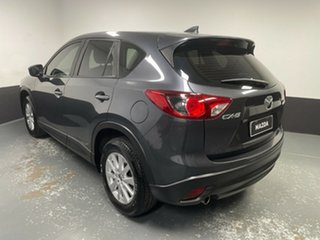 2016 Mazda CX-5 KE1072 Maxx SKYACTIV-Drive Sport Grey 6 Speed Sports Automatic Wagon