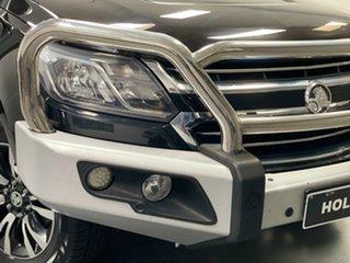 2016 Holden Colorado RG MY17 LTZ Pickup Crew Cab Grey 6 Speed Sports Automatic Utility.