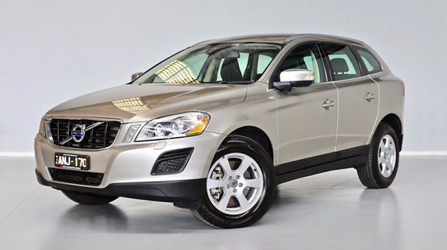 Used Volvo XC60 DZ MY13 D4 Geartronic Teknik Thomastown, 2013 Volvo XC60 DZ MY13 D4 Geartronic Teknik Grey 6 Speed Sports Automatic Wagon