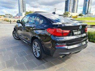 2014 BMW X4 F26 xDrive20d Coupe Steptronic Black 8 Speed Automatic Wagon.