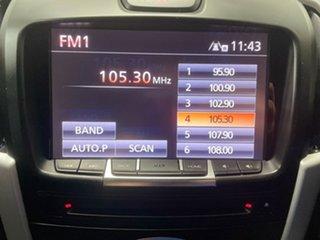2018 Isuzu MU-X MY17 LS-T Rev-Tronic White 6 Speed Sports Automatic Wagon