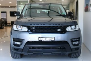 2016 Land Rover Range Rover Sport L494 16MY SE Grey 8 Speed Sports Automatic Wagon