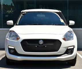 2021 Suzuki Swift AZ Series II GL Navigator Plus Pure White 1 Speed Constant Variable Hatchback.