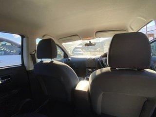 2013 Nissan Dualis J10W Series 4 MY13 TS Hatch 2WD Black 6 Speed Manual Hatchback