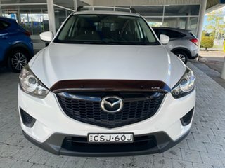 2014 Mazda Default MY13 Upgrade Maxx Crystal White Pearl 6 Speed Sports Automatic Wagon.