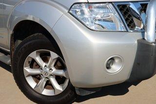 2014 Nissan Navara D40 S7 ST Silver 6 Speed Manual Utility.