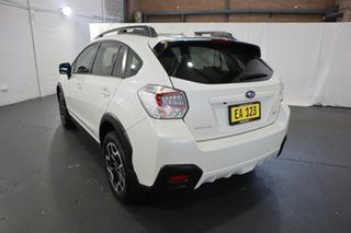 2016 Subaru XV G4X MY17 2.0i Lineartronic AWD Special Edition White 6 Speed Constant Variable Wagon