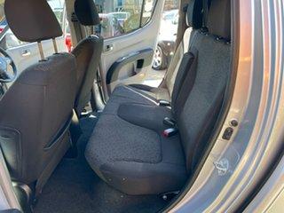 2011 Mitsubishi Triton MN MY11 GLX-R (4x4) Silver 5 Speed Manual 4x4 Double Cab Utility