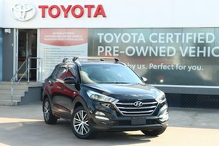 2015 Hyundai Tucson TL Active X (FWD) Black 6 Speed Automatic Wagon.
