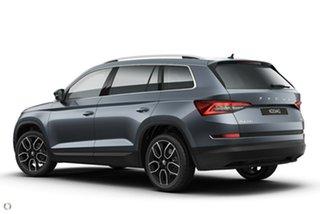 2021 Skoda Kodiaq NS MY21 132TSI DSG Grey 7 Speed Sports Automatic Dual Clutch Wagon.