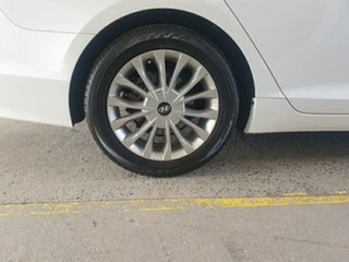2015 Hyundai Sonata LF Active Ice White 6 Speed Sports Automatic Sedan